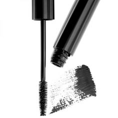 Make Mascara Count-Shape Magazine. Use a business card behind your eyelashes when putting on mascara, that way your eye lashes don't bind out of the way.