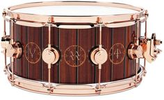 """DW 14""""x6.5"""" Neil Peart Icon Snare"""