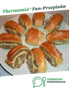 Hot Dog Buns, Hot Dogs, Food And Drink, Cooking Recipes, Bread, Thermomix, Polish, Chef Recipes, Brot