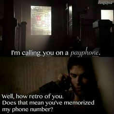 Yes Damon!Yes she did XD!<3