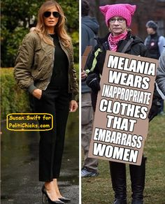 Says the libtard with the vag hat.PATHETIC!!!< sksksks that's clearly photoshopped
