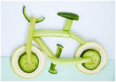 Kids Bicycle, Ride On Toys, Healthy Living, Stock Photos, Children, Green, Wheels, Age