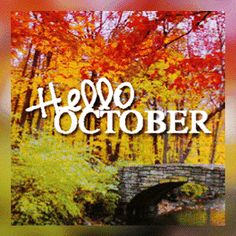 Hello October, Happy October, October Images, Days Of Week, New Month, Hazel Eyes, Hello Autumn, Spirit Halloween, Beautiful Pictures