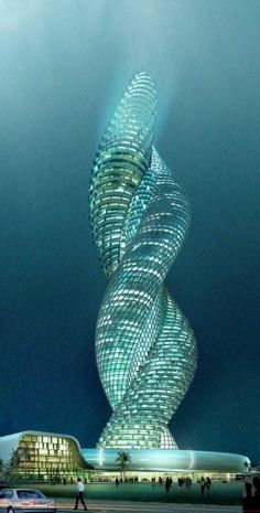 Tower of Cobra in Kuwait