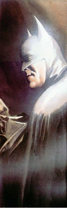 Batman - by Alex Ross - #5