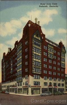 Hotel Irvin Cobb | Paducah, KY