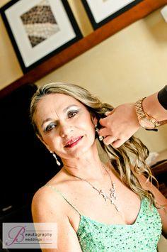 Getting ready Wood Watch, Fashion, Moda, La Mode, Wooden Clock, Fasion, Fashion Models, Trendy Fashion