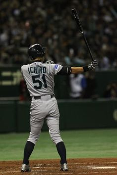 2012.03.28 Ichiro Baseball Players, Baseball Cards, Seattle Mariners, Seahawks, Mlb, All About Time, Soccer, Japan, Game