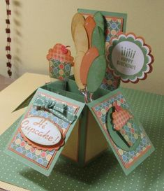 YCDI306 Pop up Birthday Card sm by smadson - Cards and Paper Crafts at Splitcoaststampers