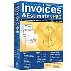 Invoices & Estimates Pro http://www.lonewolf-software.com/ContactWolfFeatures.htm