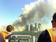 9-11 de guardacostas evacaution éxodo de manhattan new york city (2)
