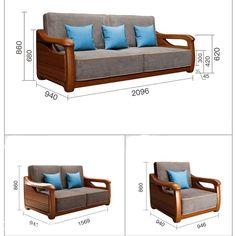 Wooden Sofa Set Designs, Chair Design Wooden, Bed Furniture, Furniture Design, Wood Sofa, Teak Wood, Sofa Set Online, Leather Sofa Set, Living Room Sofa Design
