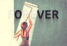 Forever is over by DestinyBlue on DeviantArt