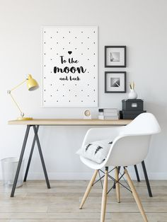 stay focus motivation wall art fitness motivation new years resolution hustle wall art print entrepreneur Christmas gift by WorkingGirlOffice Motivational Wall Art, Inspirational Wall Art, Home Office Design, Home Office Decor, Office Ideas, Motivation Wall, Fitness Motivation, Simple Wall Art, Black And White Posters
