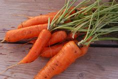 Freezing Carrots how-to. So easy - clean, blanch, freeze.