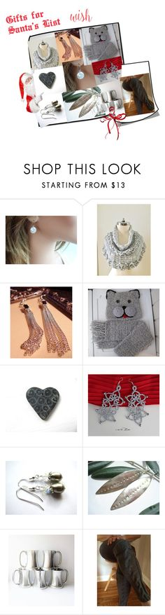 """Gifts for Santa's List"" by cozeequilts ❤ liked on Polyvore featuring Abercrombie & Fitch and CAVO"