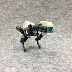 Lego Watchers from Horizon Zero Dawn