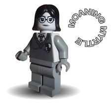 HARRY POTTER FIGURE - RAVENCLAW GHOST - MOANING MYRTLE