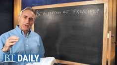 BT Daily: Be a Person of Principle, Part 1: Obey God