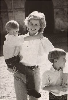 Another photo from the Demarchelier shoot of Diana, William and Harry in 1994.She will always be in our hearts.Please check out my website thanks. www.photopix.co.nz