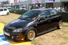 Opel Corsa C tuning, love it!