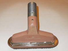 Vintage Filter Queen Vacuum Cleaner Brown Floor Sweeper Attachment