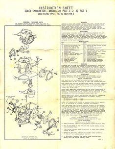 vw beetle solex carburetor