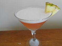 The Pub and Grub Forum: A Taste of the French Riviera Tini