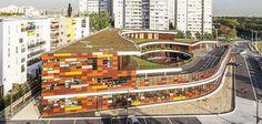 School Complex Bobigny