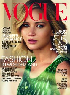Vogue US - Dezembro 2015 (Jennifer Lawrence)