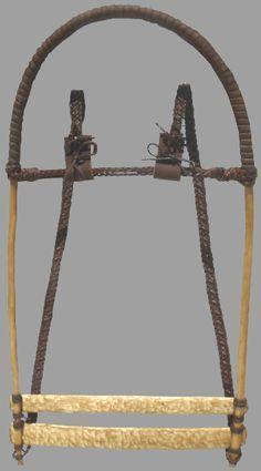 Viking style frame backpack ¤