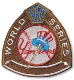 761fa45d49ecb 1950 New York Yankees World Series MLB Baseball Patch Cooperstown  Collection  MajorLeagueBaseballonMutual New York Yankees