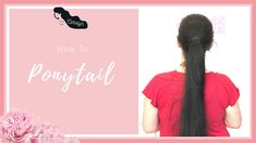 How To Make A Ponytail - YouTube Braid Tutorials, Ponytail, Your Hair, Braids, Hair Styles, Youtube, How To Make, Horse Tail, Nice Braids