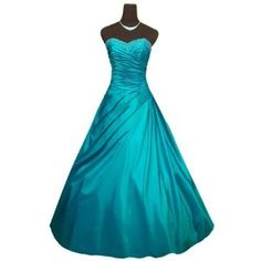 Elegant royal blue ball gown. | Beautiful Gowns & Dresses ...