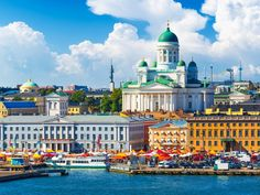 9. Finland — Seven out of 10 expats in Finland said they thought of personal safety as a benefit to their move.