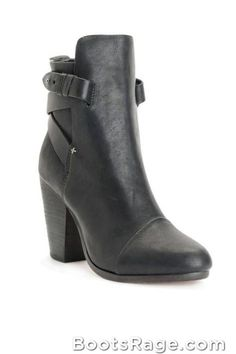 Black Fall Boots - Women Boots And Booties