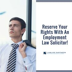 If you have been sacked out of your job without any prior notice or without any of your fault, you have full right to fight for the justice. You can protect your law of employment through an Employment law solicitor. Data Protection, Dublin, Law, Career, Advice, Carrera, Tips