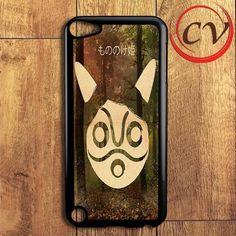 Princess Mononoke Mask iPod 5 Case