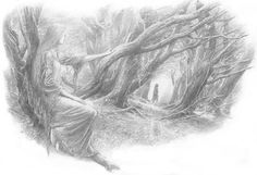alan lee drawings - Google Search