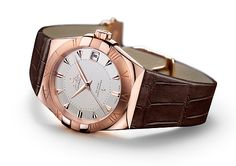 Omega Sedna Gold And Sochi Games Limited Edition Watches Announced Pre-Basel 2013 Watch Releases Gerald Genta, Timer Watch, Omega Co Axial, Marine Chronometer, Panerai Watches, Omega Constellation, Limited Edition Watches, Elegant Watches, Watch Brands