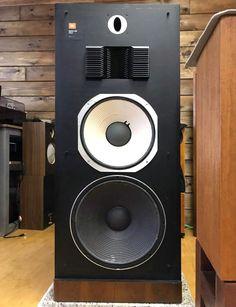 JBL L222 Disco Big Speakers, Audiophile Speakers, Loudspeaker, Audio Equipment, Rack, Death, Play, Projects, Klipsch Speakers