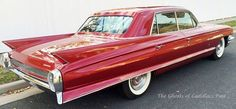 ♛1962 Cadillac Fleetwood Series Sixty-Special♛