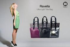Ultra Light Tote Bag