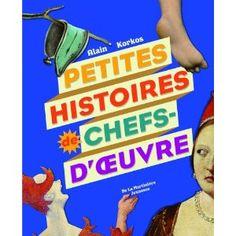 Un très beau livre pour sensibiliser les enfants à l'histoire de l'art de la préhistoire à nos jours.