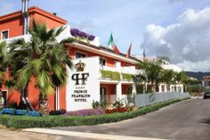 Hotel PRINCE FRANKLYN**** Santa Maria di Castellabate (SA)