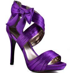 Luichiny   Mist Tee - Purple Satin