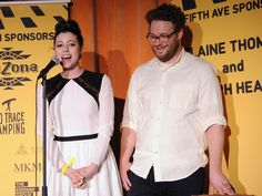 What's a Typical Date-Night for Seth Rogen and Lauren Miller?