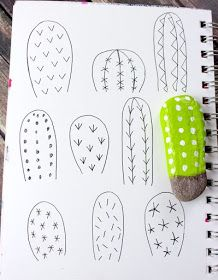 for the miserable Christmas time Or Why I prefer to keep it simple this year and the relatives still worry nothing to see again nothing but deco 10 simple decoration ide… – Cactus Cactus Painting, Pebble Painting, Pebble Art, Stone Painting, Image Painting, Cactus Rock, Painted Rock Cactus, Painted Rocks, Cactus Cactus