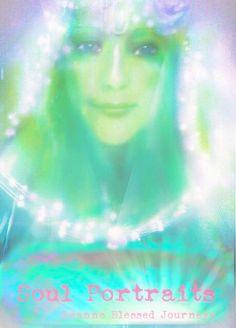 Soul Portraits £35  https://www.etsy.com/uk/listing/204608888/soul-portrait-by-commission-a-rainbow