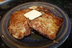 LOW CARB French Toast without bread! You would never guess the secret ingredient!!!